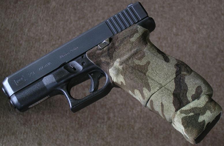 Glock 29 Magazine Extension